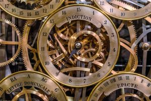 Astronomical Clock Strasbourg