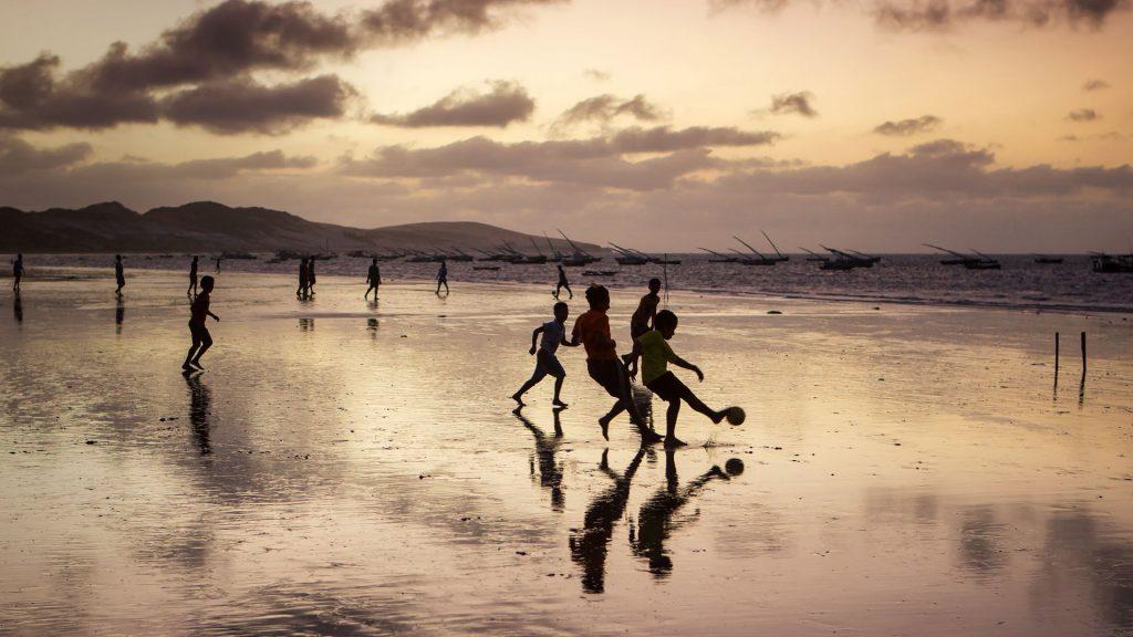 Beach Soccer Boys