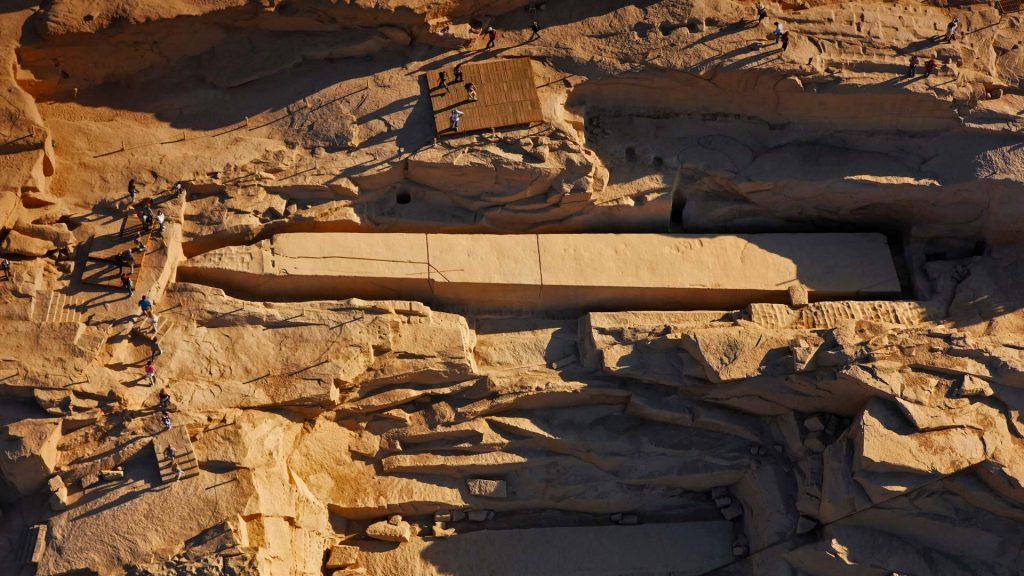 Broken Obelisk