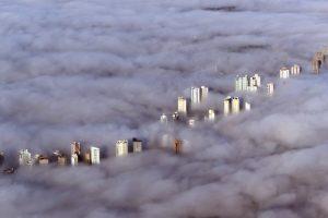 Curitiba Clouds
