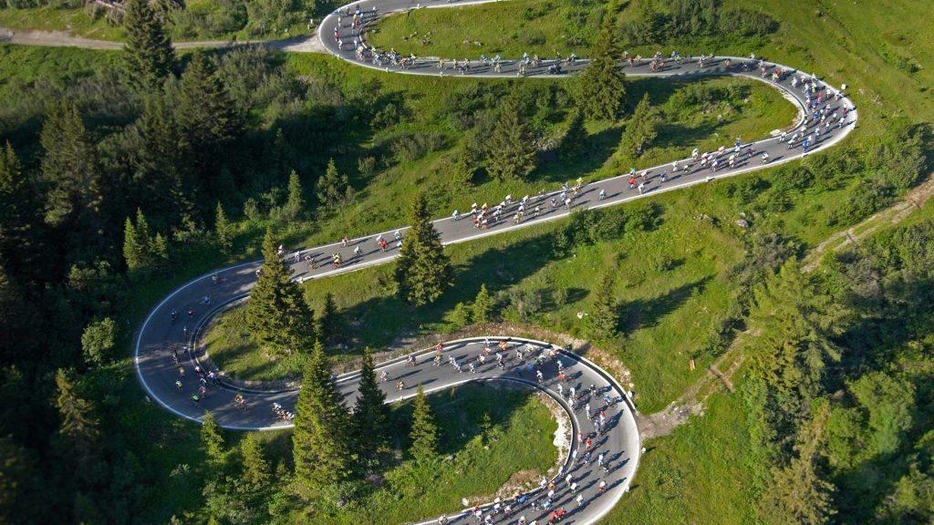 Dolomites Bike Race