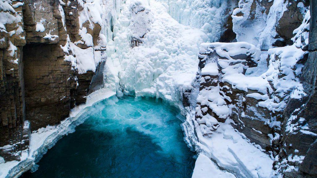 Frozen Waterfall Jasper