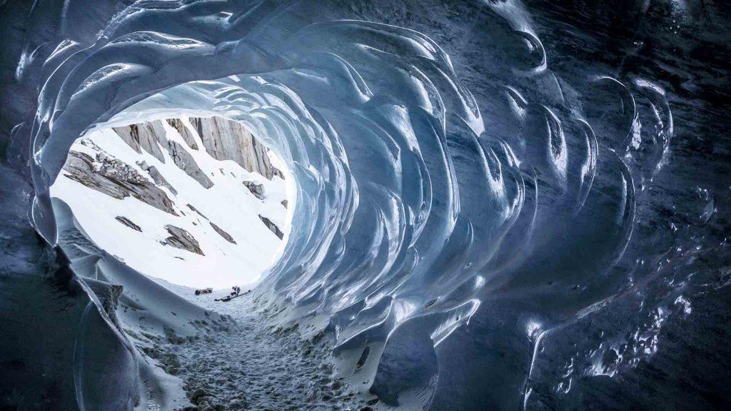 Glacier Mer Glace