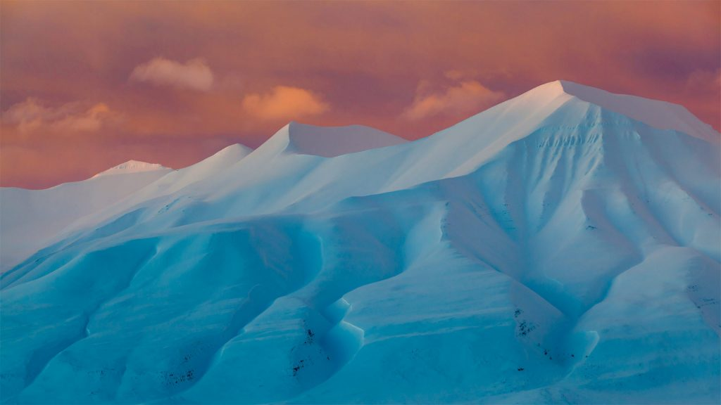 Hallwylfjellet Sunset