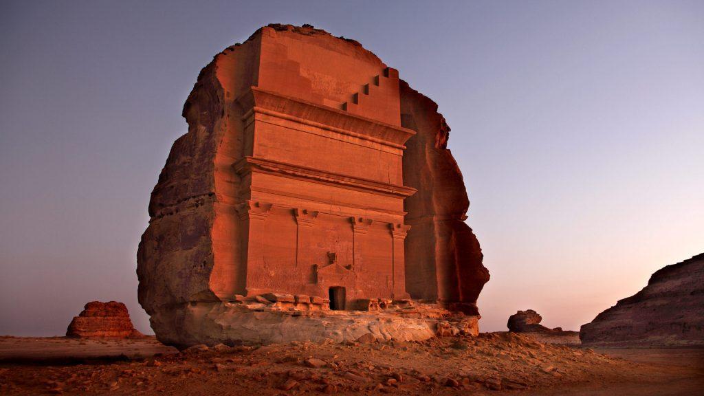 Hegra Tomb