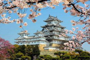 Himeji Castle0
