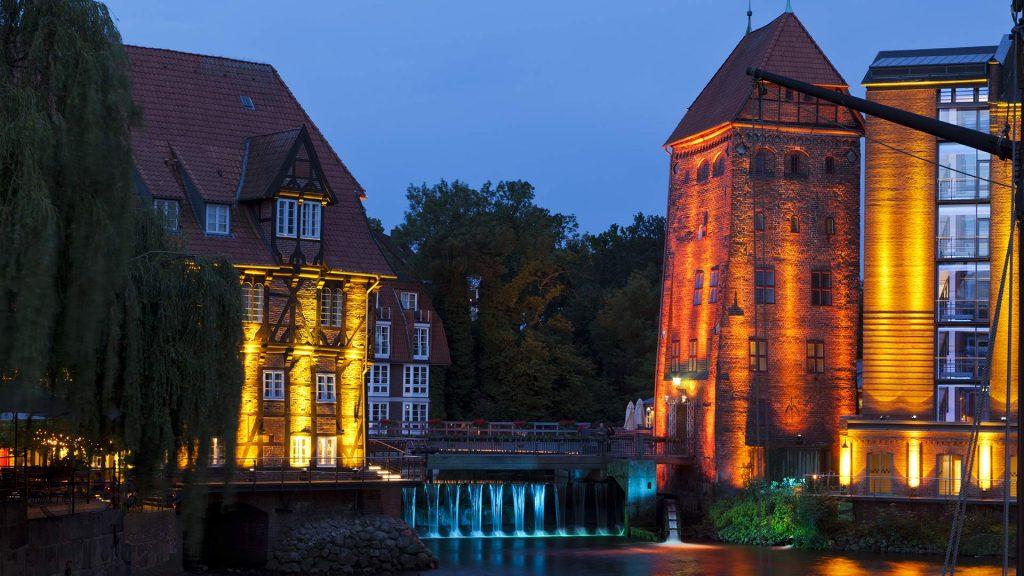 Lueneburg Muehlen
