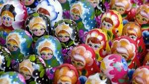 Matroshka Dolls
