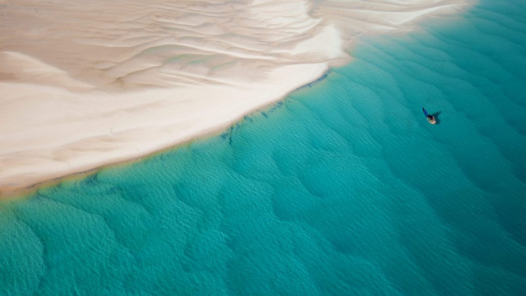 Mozambique Sandbar