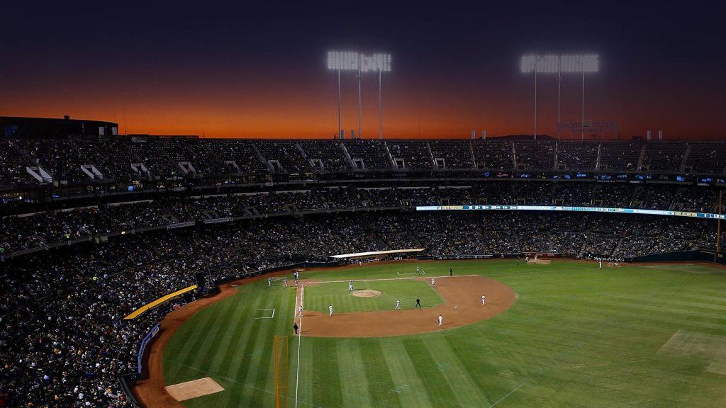 Opening Day Baseball