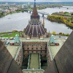 Peace Tower Views