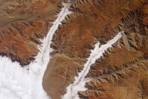 Peru Canyon Clouds