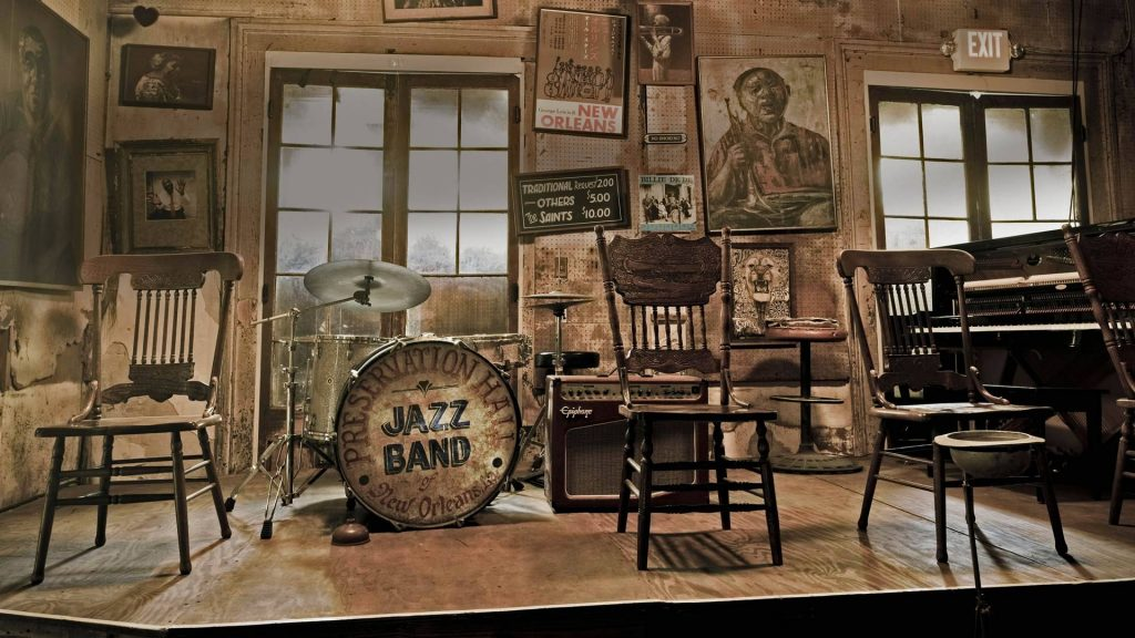 Preservation Hall Stage
