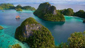 Pulau Wayag Islands