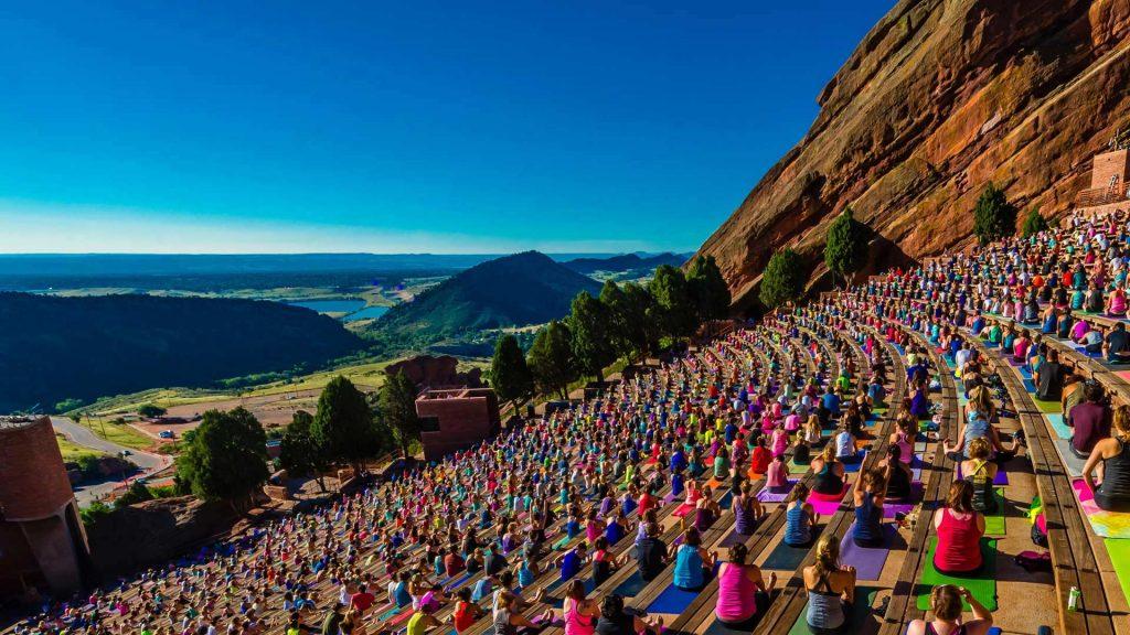 Red Rocks Yoga