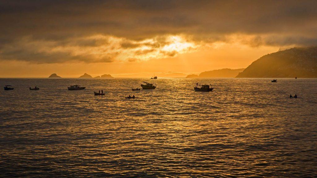 Rio Cagarras Islands