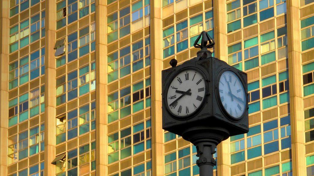 Rio Clock