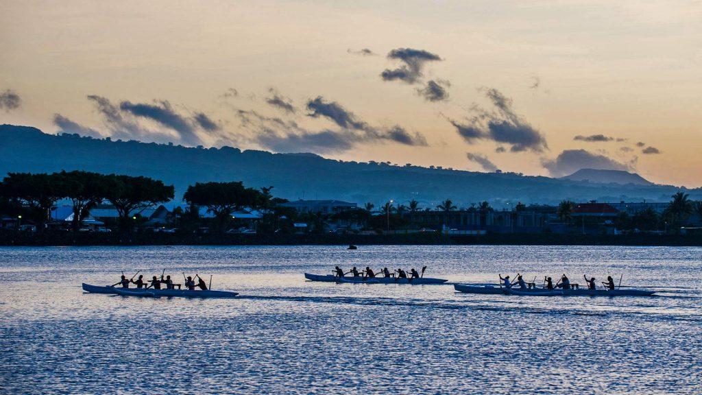 Samoa Rowing