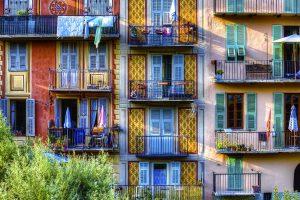 Sospel Colorful Facades