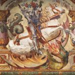 St George Fresco