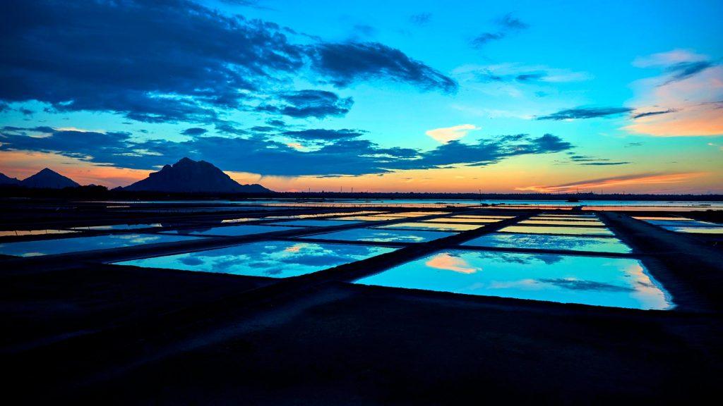 Tamil Nadu Sunset