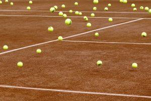 Tennis Balls Clay