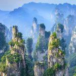 Zhangjiajie Landscape