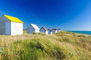 Beach Cabins Gouville