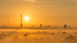 Berlin Nebel