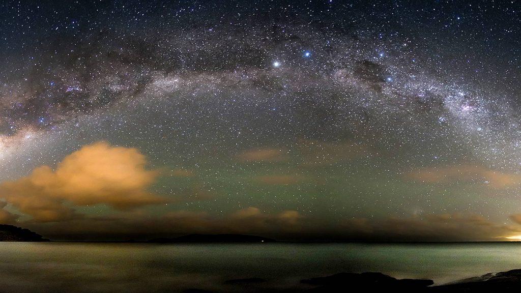 Brazil Milky Way