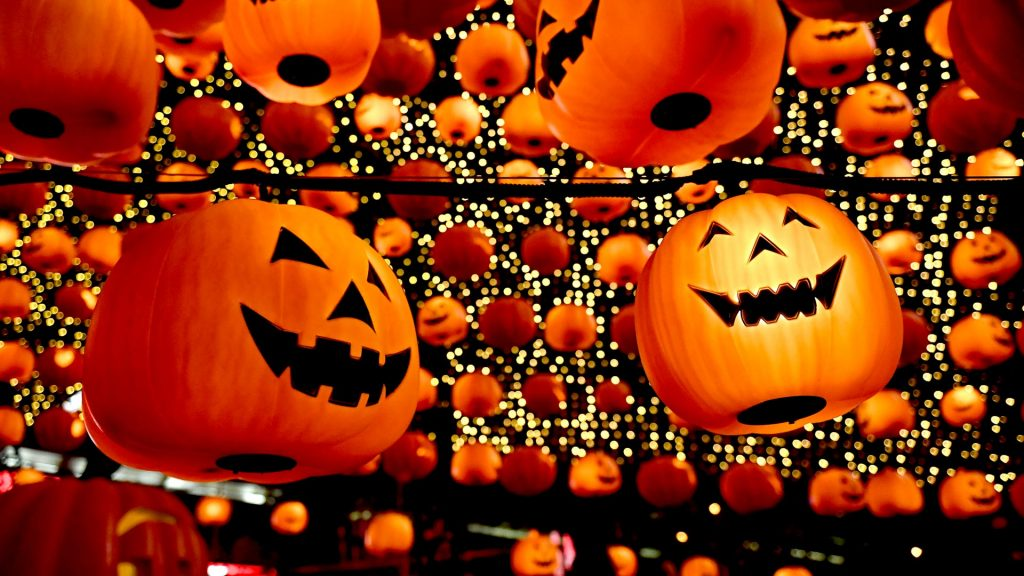 CN Halloween