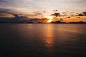 Corong Beach Drone