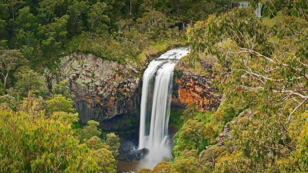 Ebor Falls Video