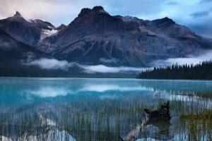 Emerald Lake Peaks