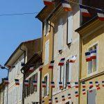 Flags Bastille Day