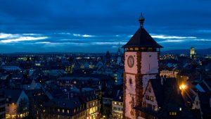 Freiburg Nacht