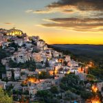 Gordes Sunset