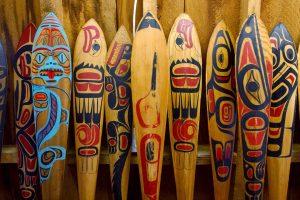Haida Paddles