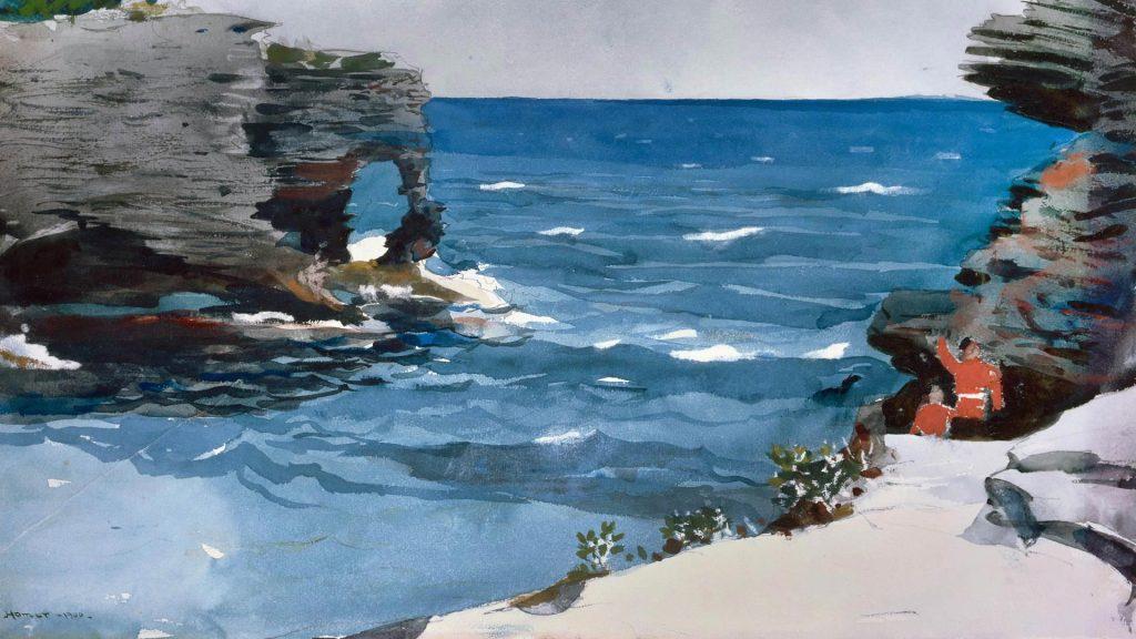 Homer Watercolor