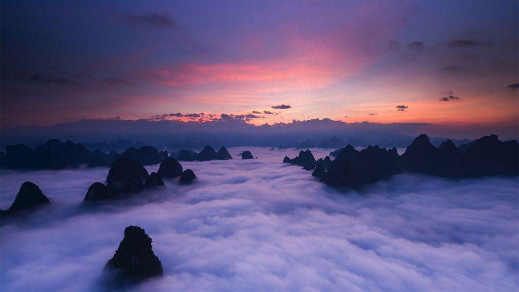 Huangshan Clouds