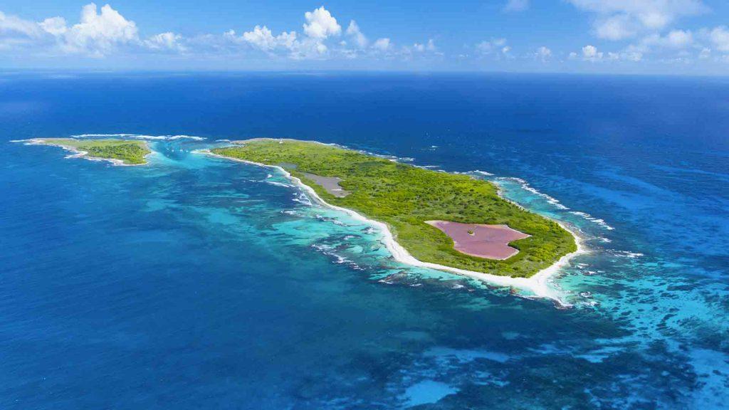 La Petite Terre Islands