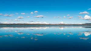 Lake Pukaki on South Island