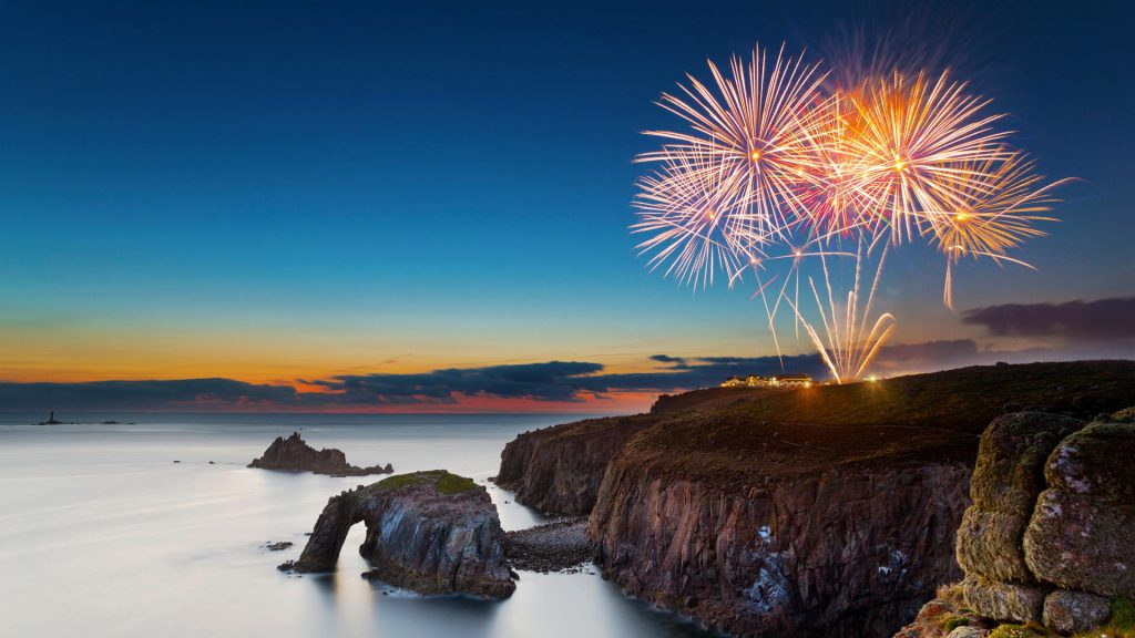 Lands End Fireworks