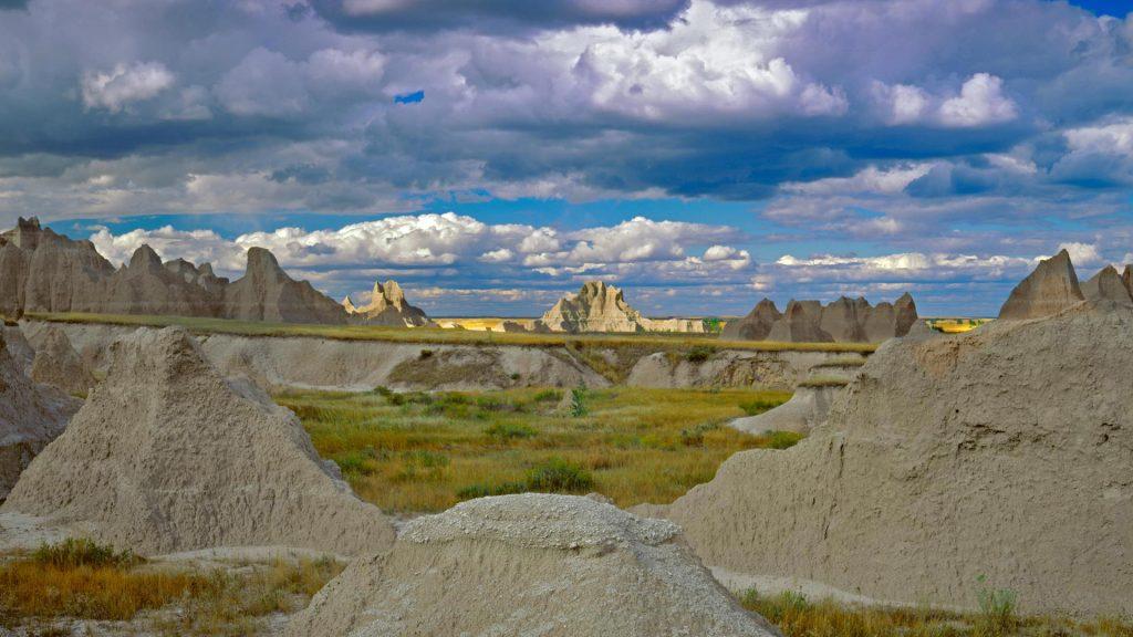 Mudstone Badlands