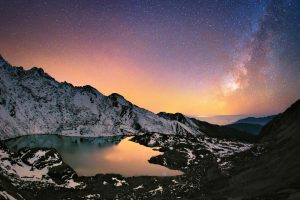Nepal Milky Way