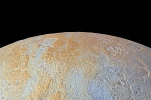 Pluto North Pole
