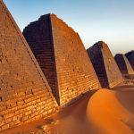 Pyramids Of Meroe