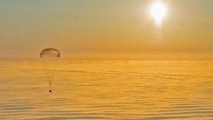 Soyuz Return