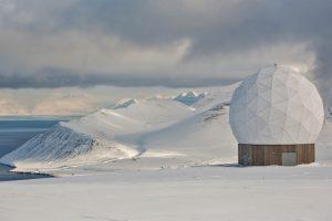 Svalbard Satellite