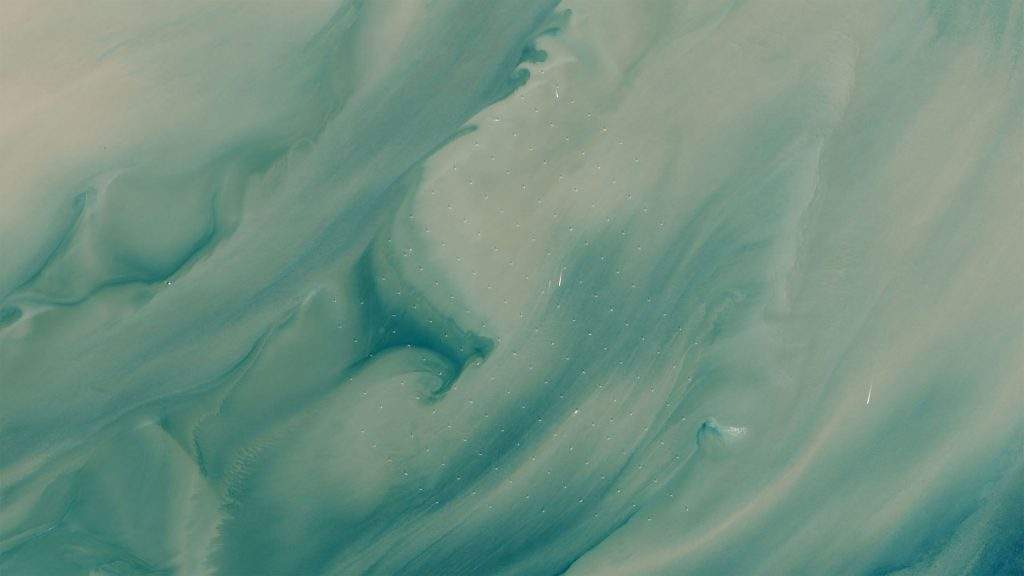 Thames Estuary NASA
